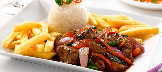 prato peruano - comidas típicas peruanas