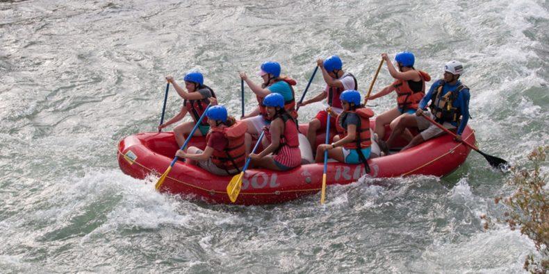 Rafting en Arequipa