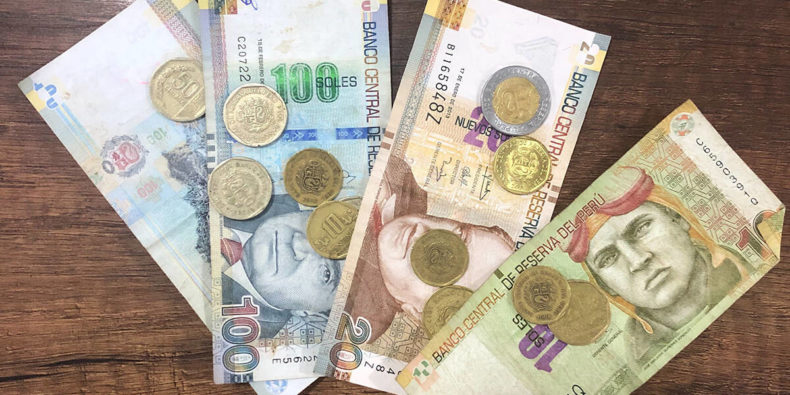 money in peru