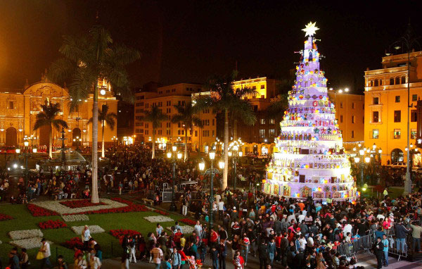 Christmas & New Year in Peru
