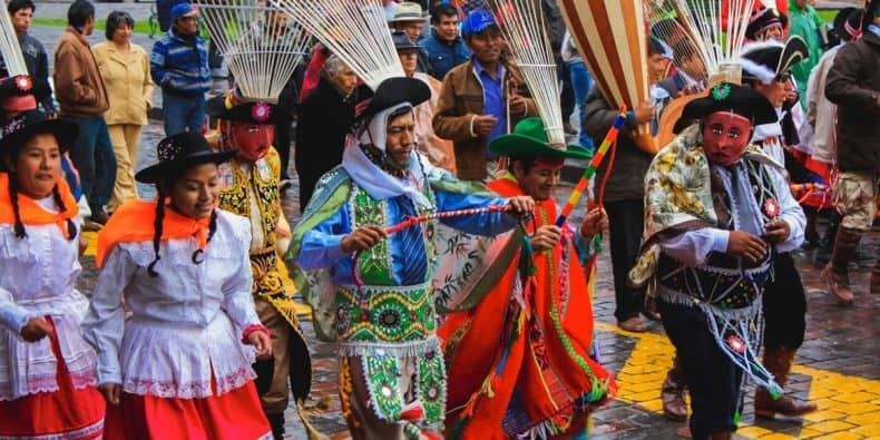 Christmas in Cusco, Peru