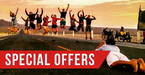 Special Offers - Peru Hop