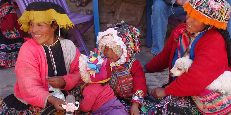 cusco ollantaytambo town