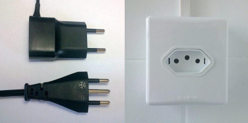 plugs in peru