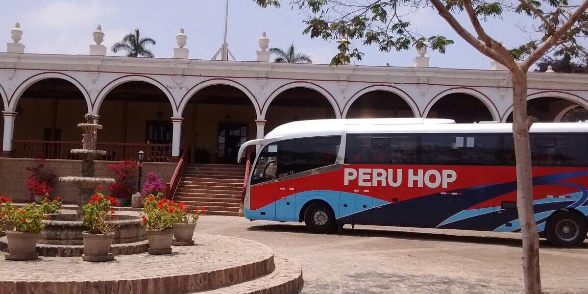Peru Hop tour lima