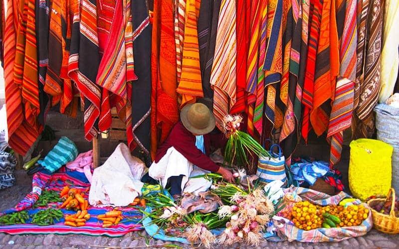 vale sagrado dos incas pisac