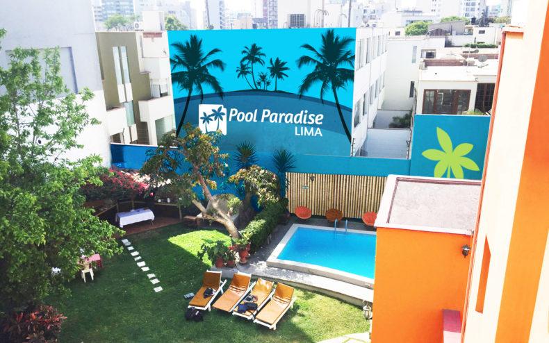 pool paradise lima