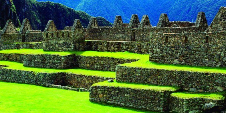 terrazas de Machu Picchu - quien descubrió machu picchu