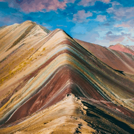 Rainbow Mountain - Cusco