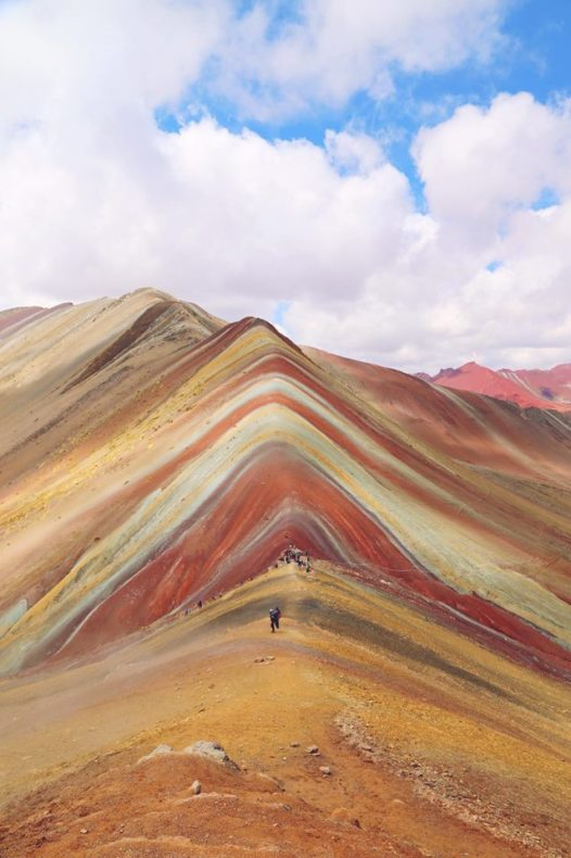 Montaña de 7 colores en Cusco - Sudamérica