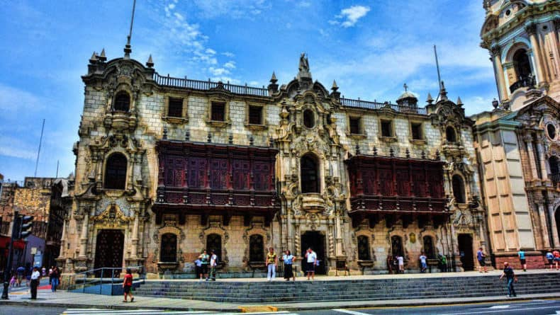 Lima Free Walking Tour no Centro Historico