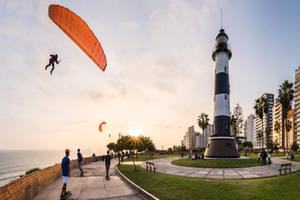 What To Do in Miraflores - Paragliding in Miraflores