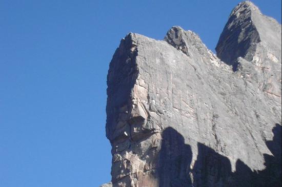 Rock Climbing in Peru - Karma de los Condores