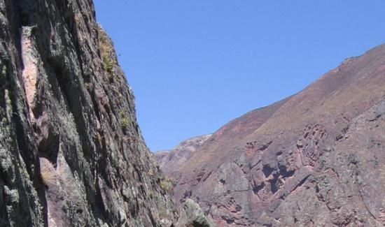 Rock Climbing in Peru - Pachar