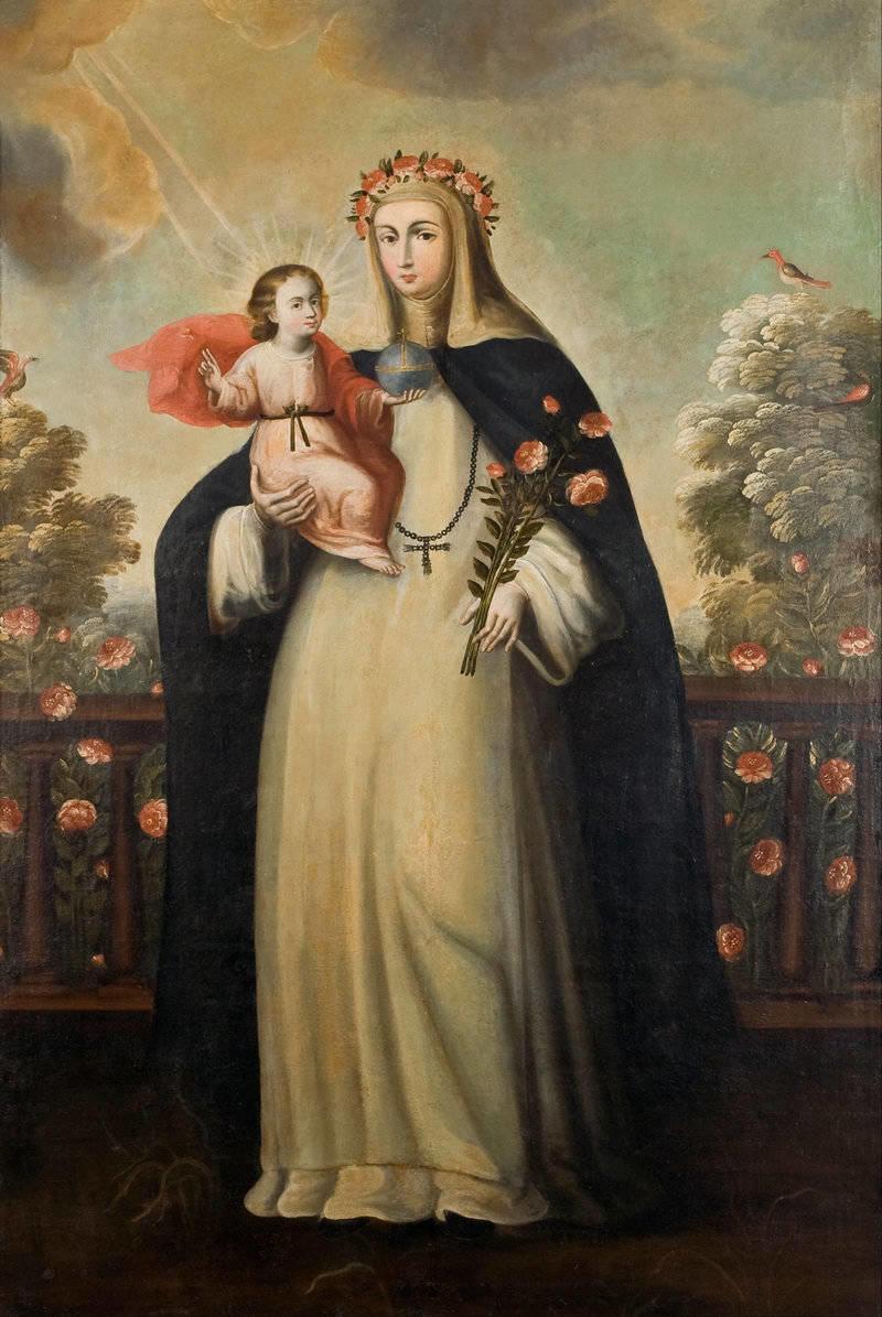 Saint Rose of Lima Santa Rosa de Lima August 30th Celebrations Saint
