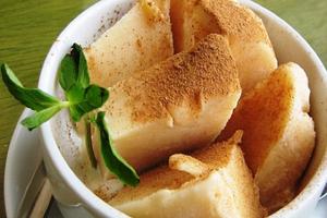 Arequipa Cuisine - Queso Helado
