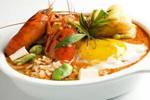Arequipa Cuisine - Chupe de camarones