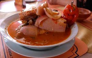 Arequipa Cuisine - Adobo Arequipeno