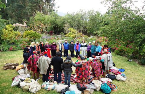 Taking Ayahuasca in Peru - Ayahuasca Ceremony