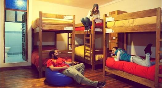Budget Backpacking Peru – Hostel Room