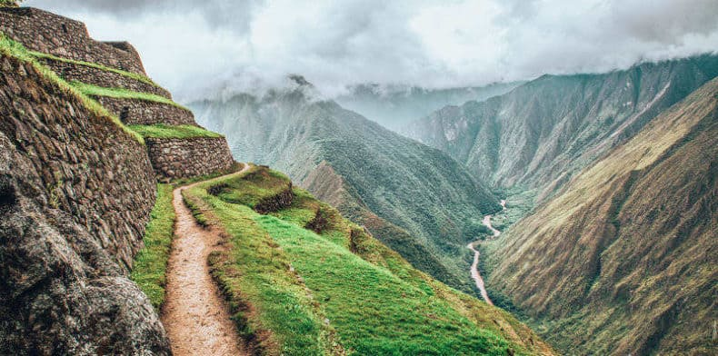 Machu Picchu Facts Incas Built Terraces to Prevent Sliding