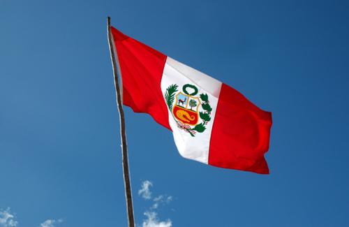Independence Day Peru - Peruvian flag