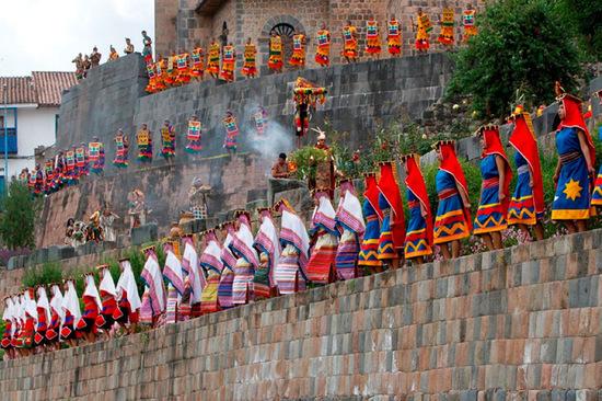 Inti Raymi Festival - Picture of celebration