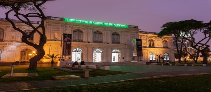 MALI Museo de Arte de Lima building
