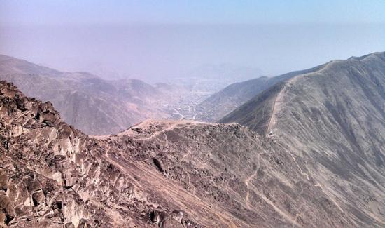 Rock Climbing in Peru - Las Vinas