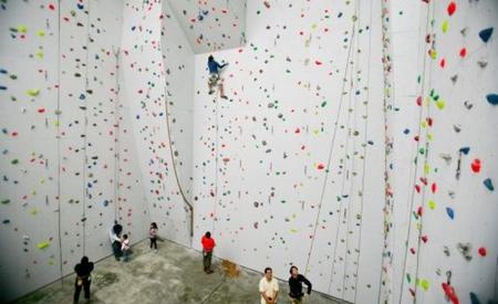 Lima Guide - Indoor Rock Climbing Center