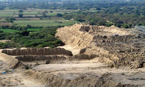 Tucume Valley of Pyramids Peru - Tucume Valley