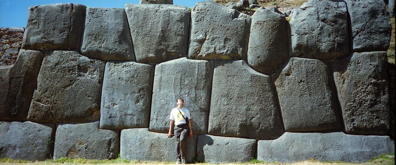 walls of Sacsayhuaman
