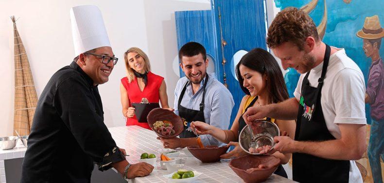 the peruvian experience - tour de gastronomia em Lima