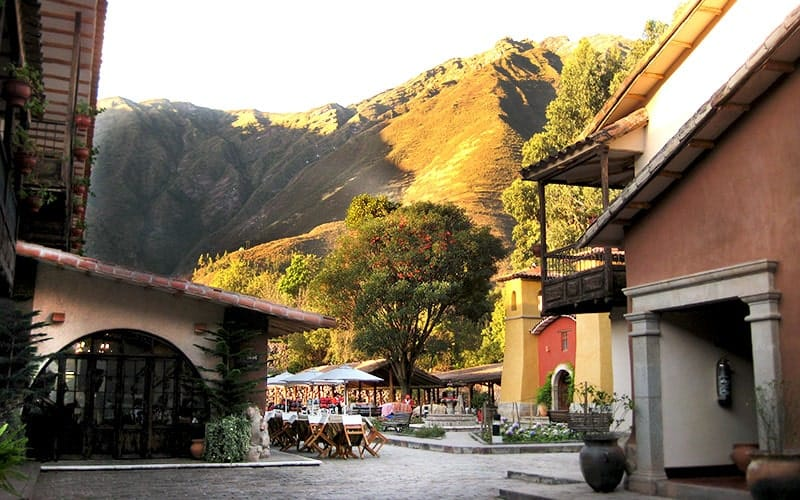 town-sacred-valley
