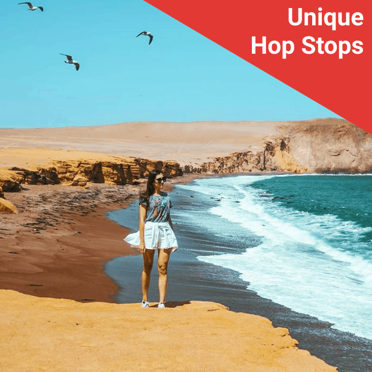 Unique Hop Stops