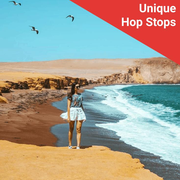 Unique Hop Stops